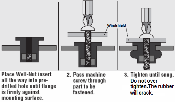 wellnut installation instructions
