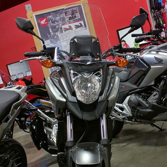 Honda NC700 / NC750 Touring Windshields