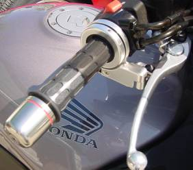 Brake-Away Throttle Lock