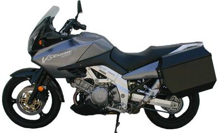Motorcycle Saddlebags and Luggage