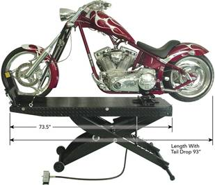 Pro Cycle DT Motorcycle Lift