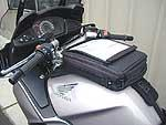 Motoboss magnetic tank bag