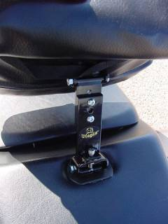 Utopia Driver's backrest