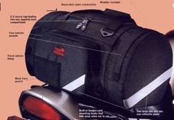 Tour Master tailpack