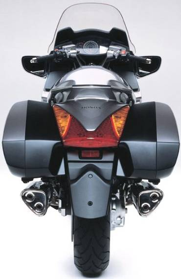 Honda St1300 Information And Specifications